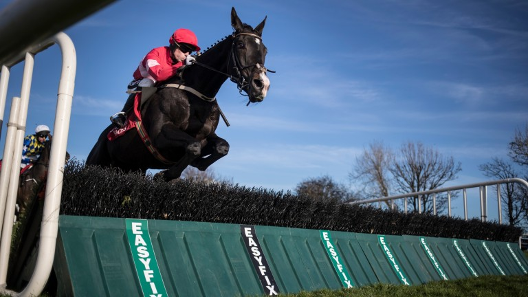 Dorrells Pierji, a former point-to-point winner, will attempt to make a successful chase debut