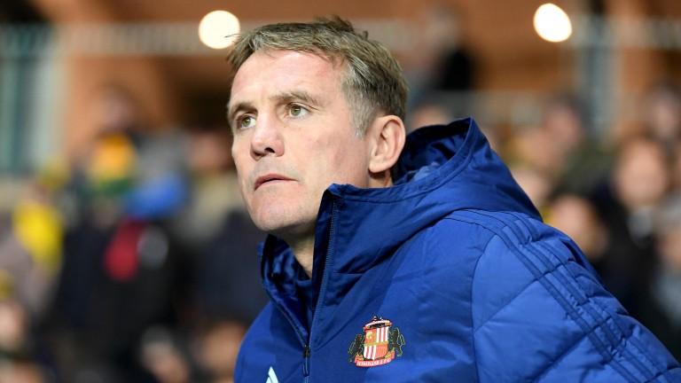 Phil Parkinson's Sunderland are struggling in Sky Bet League One