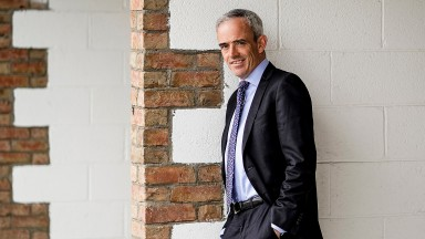 Ruby Walsh: helped launch new research to understand concussion in sports people at the Beacon Hospital in Dublin on Monday