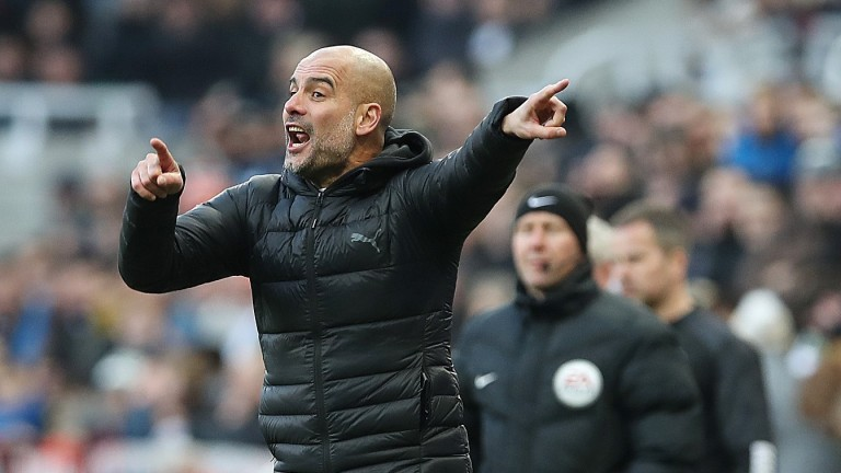 Pep Guardiola's side are being punished for just about every mistake and it has resulted in the manager enduring his worst start to a league campaign