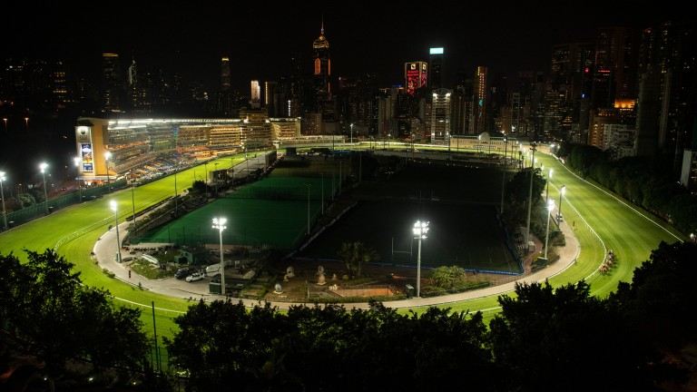 Happy Valley hosts an eight-race card on Wednesday