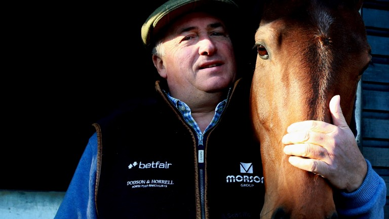 Paul Nicholls is part of the Racing Post panel on Tuesday, March 5