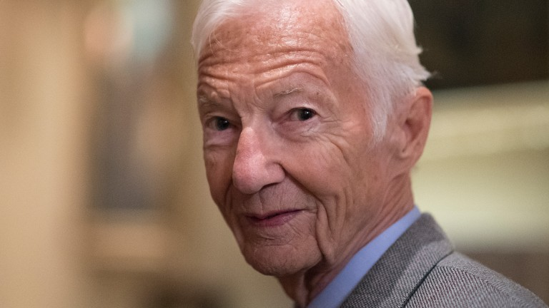 Lester Piggott: featured in Brian Kavanagh's response to a question on his age during a job interview