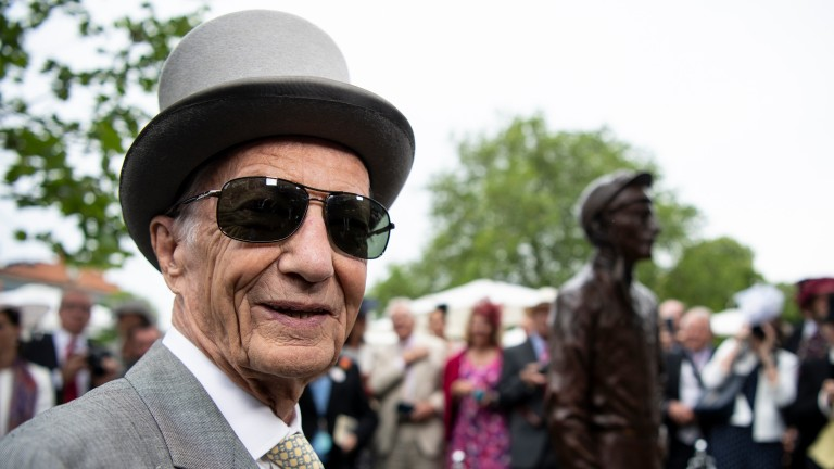 """Lester Piggott: """"A lot of things happened at Ascot, y'know"""""""
