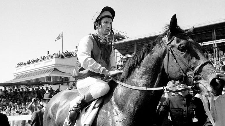 Lester Piggott and Triple Crown hero Nijinsky