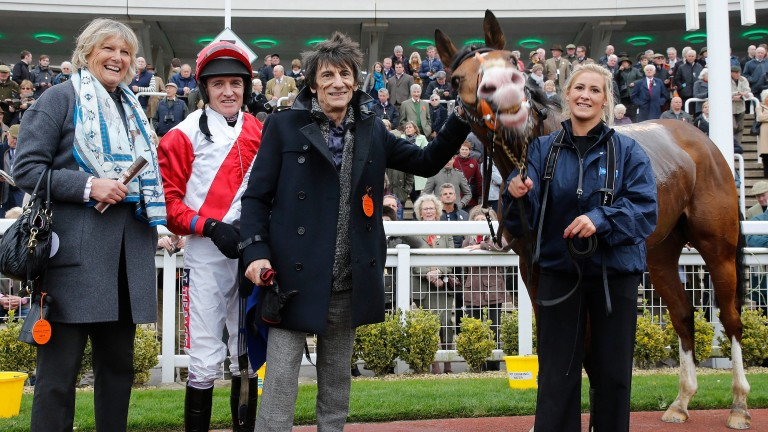 The Ronnie Wood-owned/bred Sandymount Duke was an excellent servant to connections