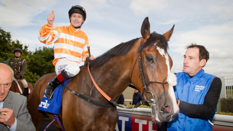Pat Smullen: died on Tuesday evening from pancreatic cancer
