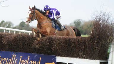 Crossing Lines: followed up his wide-margin maiden success at Lisronagh last month in the winners of one at Tattersalls Farm