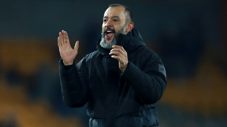 Nuno Espirito Santo's Wolves host Besiktas