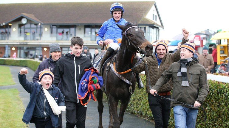 The Jam Man was set to be supplemented for the Marsh Hurdle at a cost of £5,000 on Monday but a setback has ruled him out of the Grade 1