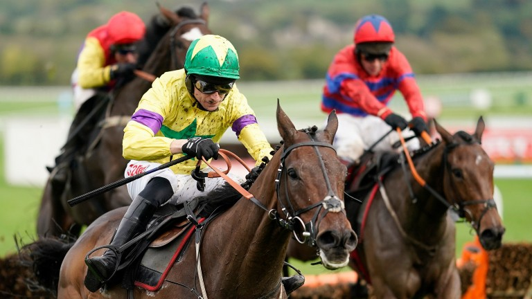 Fergal O'Brien won this novice hurdle last year with Champagne Well - can he do it again with Global Fame?