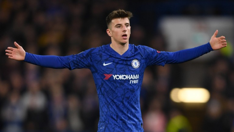 Chelsea midfielder Mason Mount could return for the visit of Bournemouth