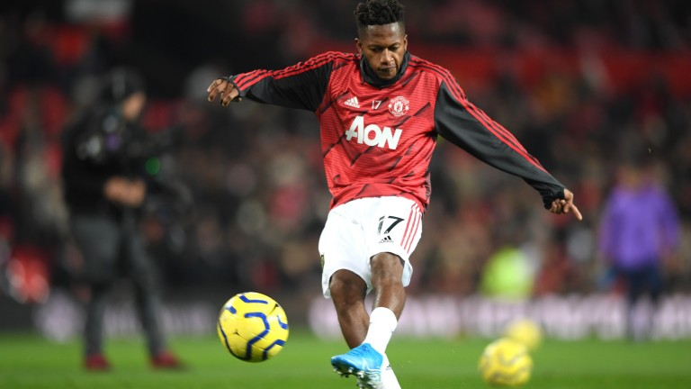Fred has impressed in midfield for Manchester United