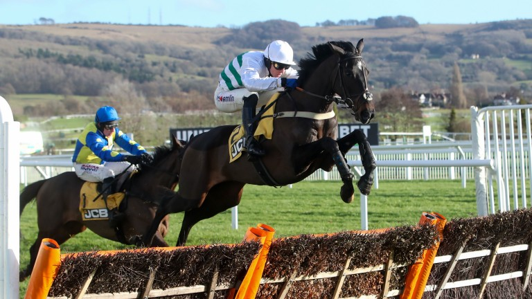 Botox Has: trainer Gary Moore is hoping for a big run
