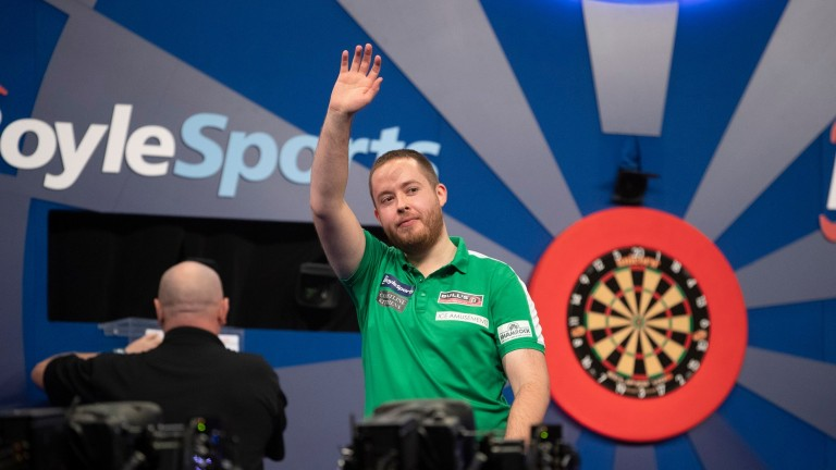 Steve Lennon looks ready to set-up a clash with Danny Noppert