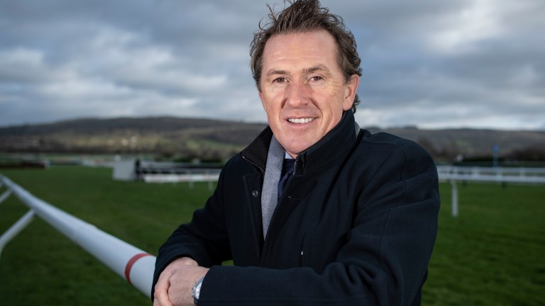 Sir Anthony McCoy: the star of Being AP