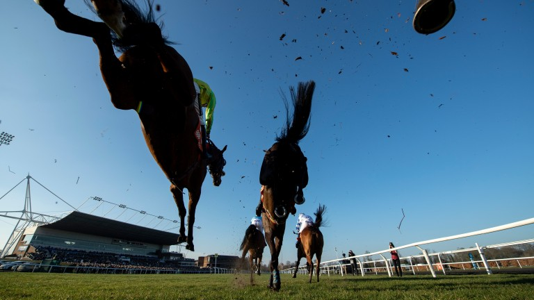 Kempton Park: home of the King George VI Chase