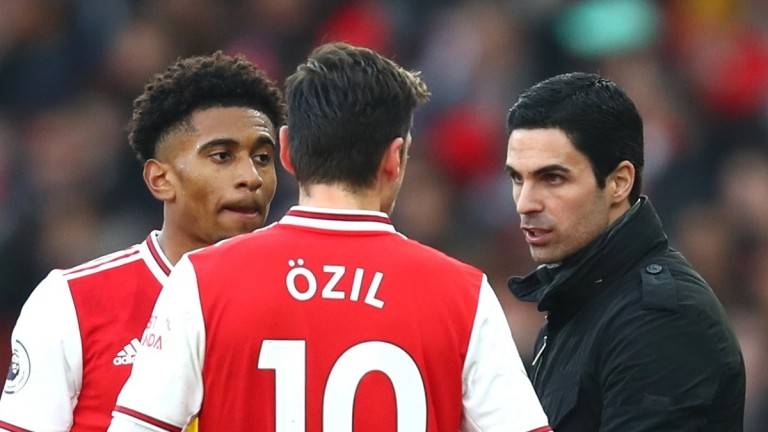 Mikel Arteta has serious problems to address at Arsenal