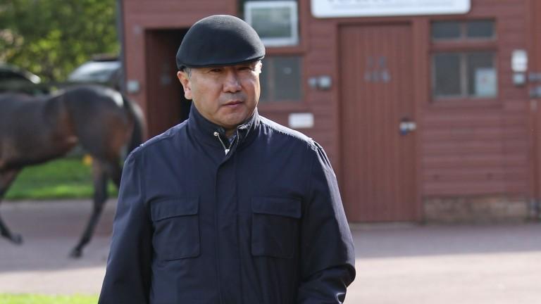 Nurlan Bizakov: Hesmonds Stud owner is in lockdown in Kazakhstan