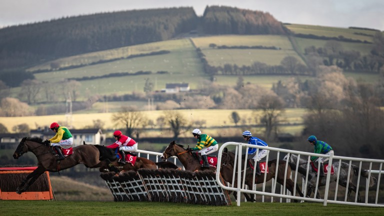 Punchestown: racing cancelled on Tuesday