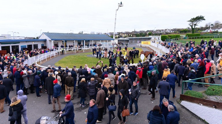Al Boum Photo: the star attraction at Tramore