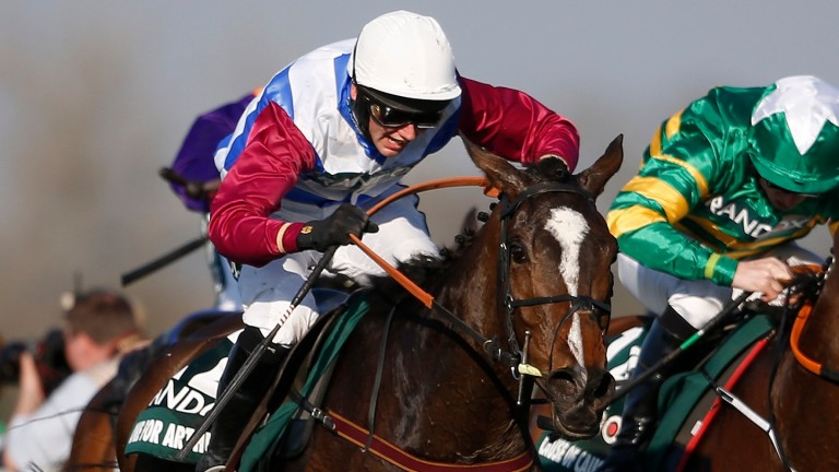 One For Arthur: back on course for another Grand National