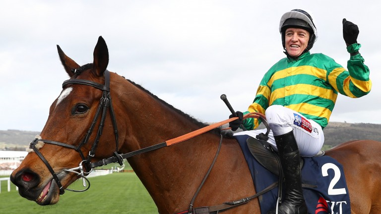 Defi Du Seuil: key player in the Champion Chase