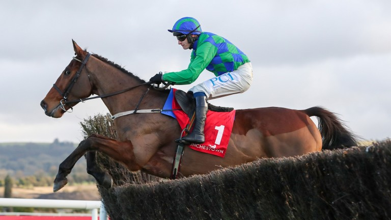 Carefully Selected: impressed at Punchestown