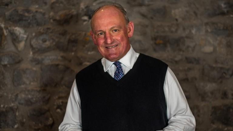 Nick Bannister: new Haydock chairman