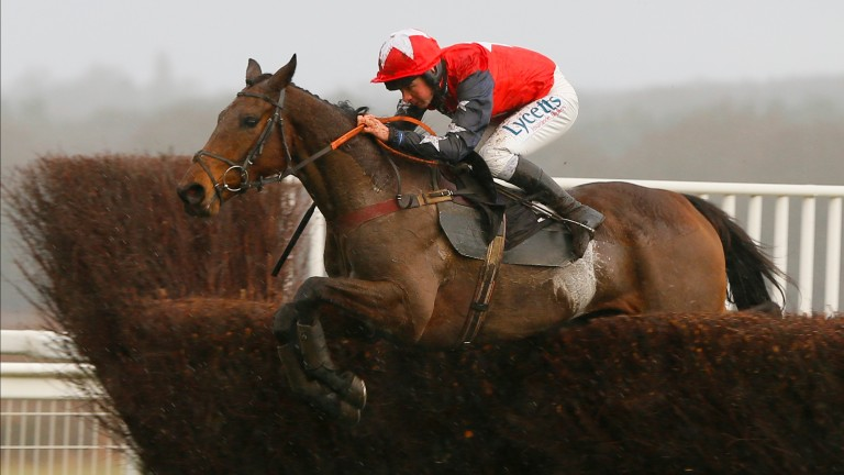 Espoir De Guye: weekend Ascot win could be another step on the road to Graded races