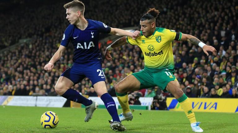 Juan Foyth's Tottenham can sink struggling Norwich City