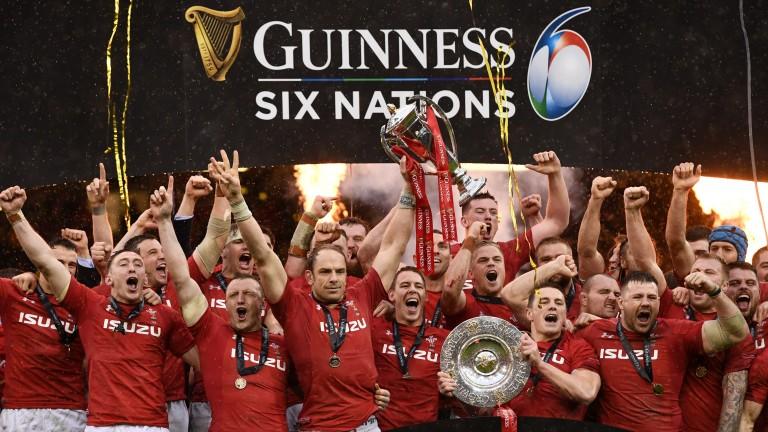 Wales were Grand Slam winners in 2019