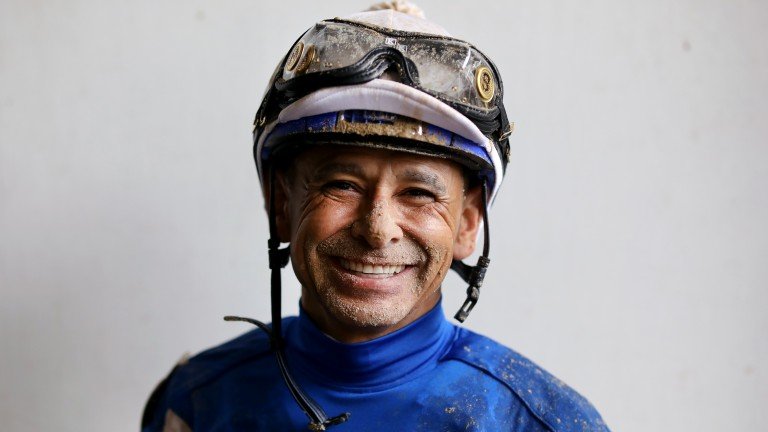 Mike Smith: hit with bans totalling 11 days on the Saudi Cup card