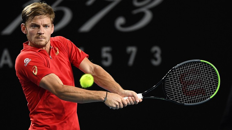 David Goffin should take the fight to Andrey Rublev
