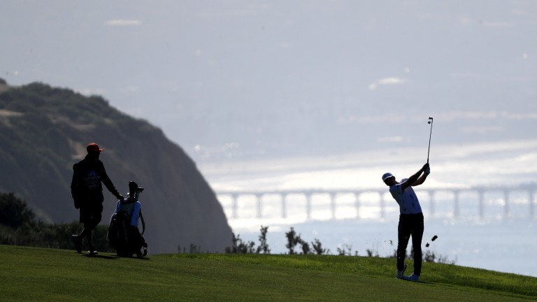 Torrey Pines hosts the Farmers Insurance Open this week