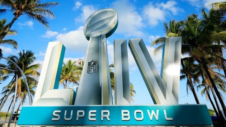 It's nearly time for the Super Bowl