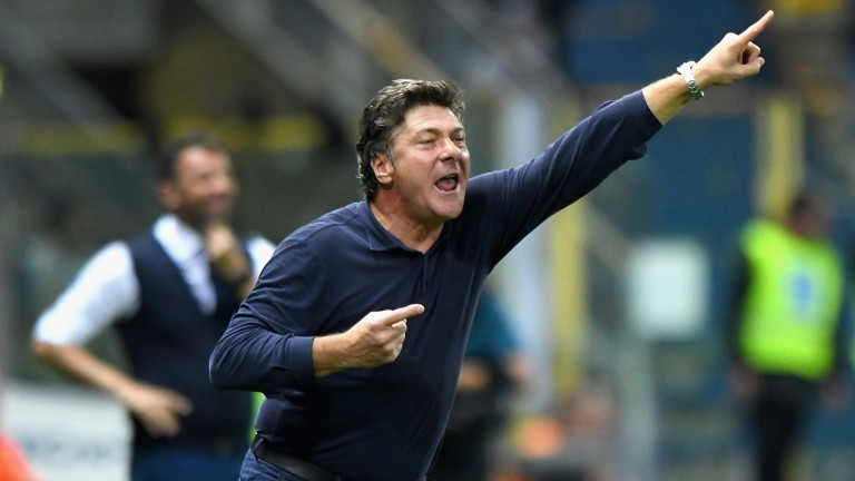 Torino head coach Walter Mazzarri