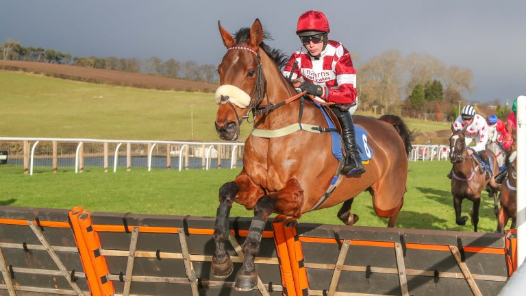 Racing at Kelso will take place behind closed doors on Monday