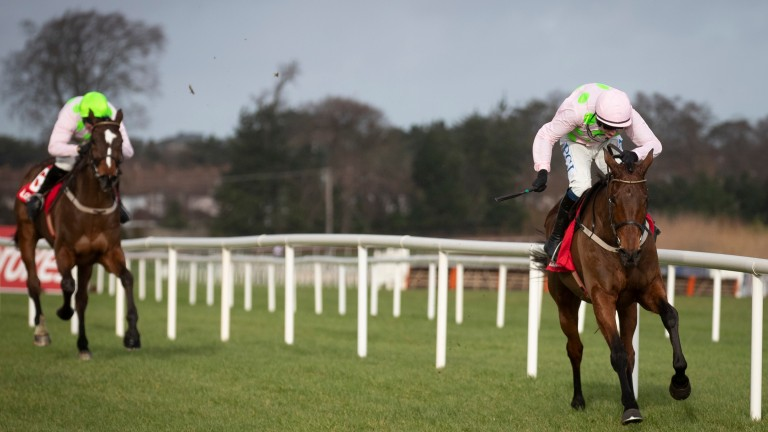 Chacun Pour Soi: named the top two-mile chaser in Britain and Ireland