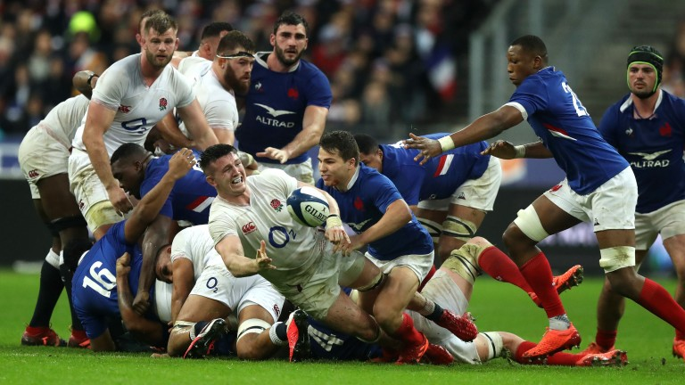 France stayed focused to dominate their opening Six Nations clash with England