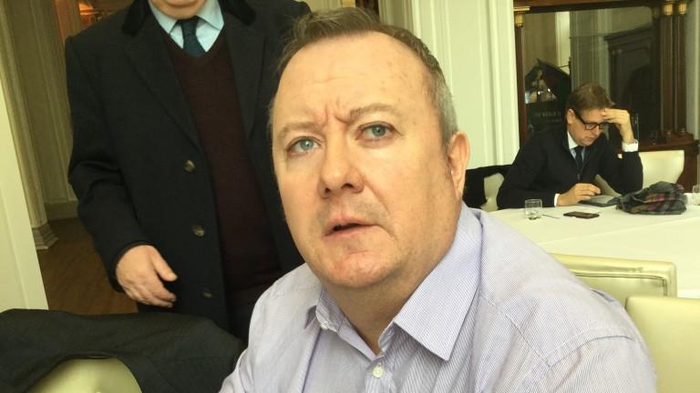 BHA chase handicapper Martin Greenwood