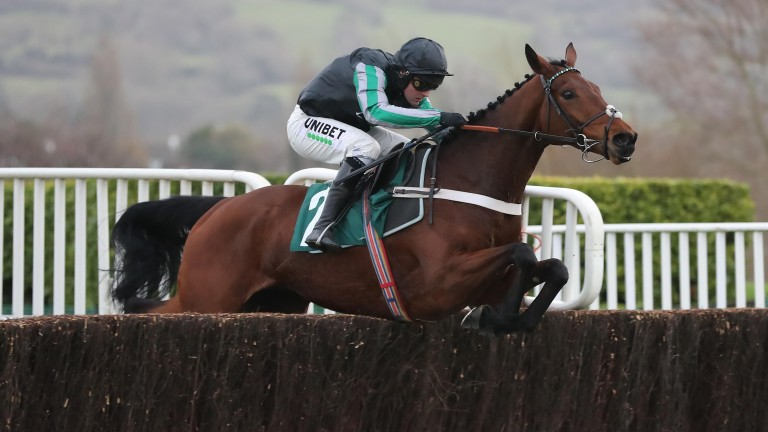 Pym: bids to continue fine start to chasing career at Ascot on Saturday