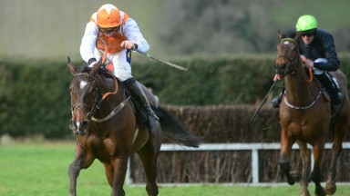 Bring The Action secures an eyecatching debut success under Jamie Codd at Tinahely