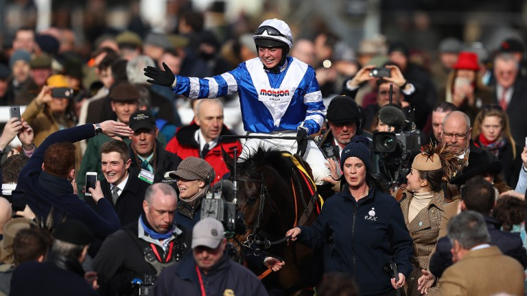 Can Bryony Frost and Frodon repeat their memorable victory from 12 months ago?