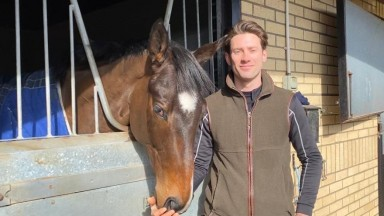 Joseph Parr : New trainer in Newmarket