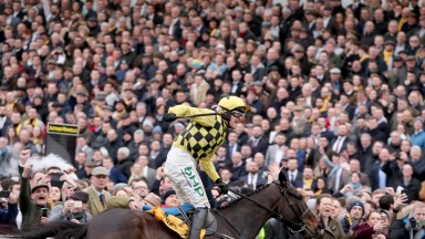 The Cheltenham Gold Cup, won last year by Al Boum Photo, is a huge magnet for racegoers and punters