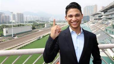 Grant Van Niekerk: on the verge of a personal best in Hong Kong with almost half of the season left