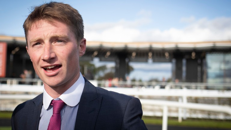 Denis Hogan: trainer of Ozzie's Way, disqualified after Ballinrobe victory