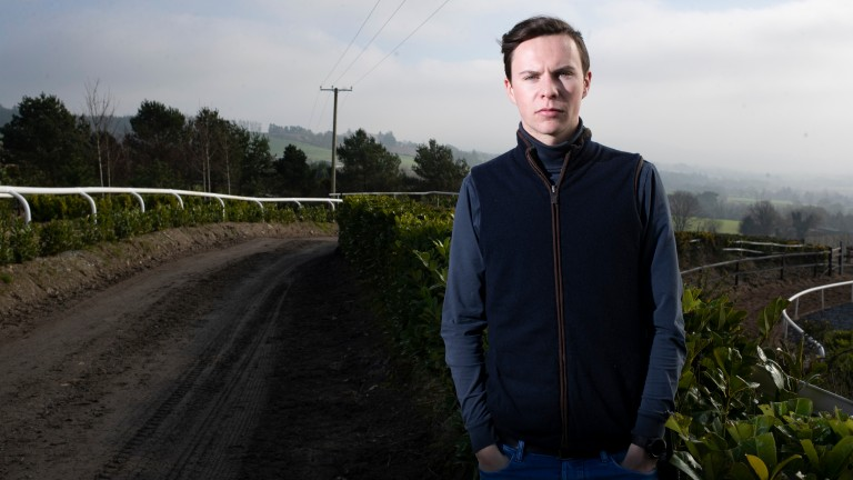"""Joseph O'Brien on the new surface at Dundalk: """"There is no doubt that I will be having less runners there to what I normally would have."""""""