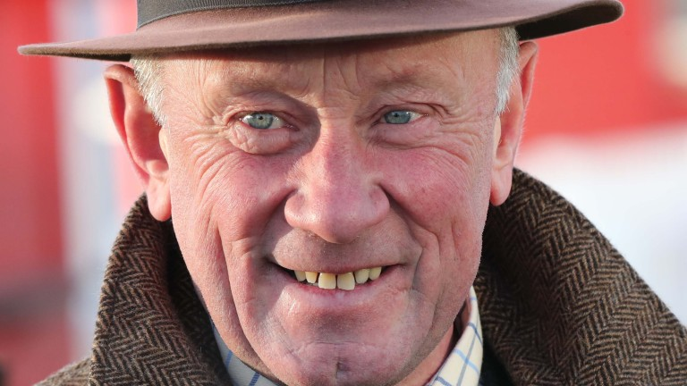 Nicky Richards: has won with five of his last six runners